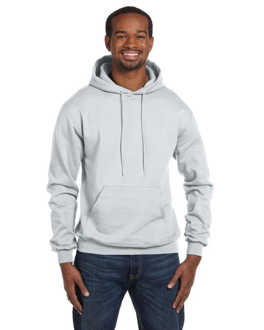 9dce449f27cf Champion - Gray Double Dry Action Fleece Pullover Hood Size 3xl for Men -  Lyst ...