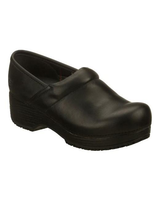 74ac96deed5a ... Skechers - Black Work Tone Ups Clog Slip Resistant - Lyst shades of  abf40 9d748 ...