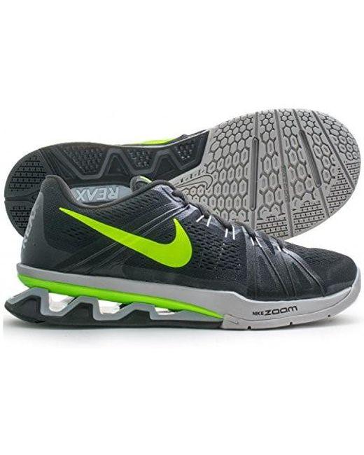 Nike - Black Reax Lightspeed for Men - Lyst ...
