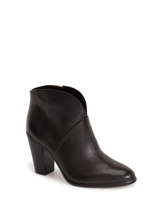 Vince Camuto   Black 'franell' Western Bootie   Lyst