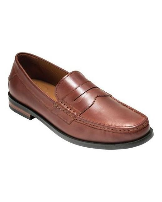 0496e6870f7 Lyst - Cole Haan Pinch Friday Contemporary Loafer in Brown for Men