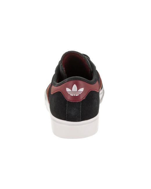 on sale cf1f1 d2473 ... Adidas - Multicolor Adi-ease Premiere Cblackcburguftwwht Skate Shoe  10.5 Men ...