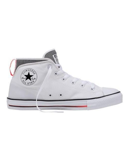 Converse | White Unisex Chuck Taylor All Star Syde Street Canvas Sneaker | Lyst