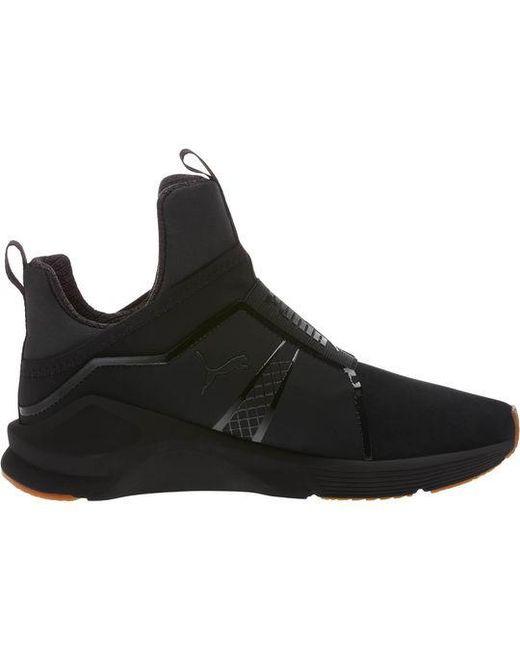 e8f2603d9abd Lyst - PUMA Fierce Nbk Naturals Sneaker in Black - Save 45%