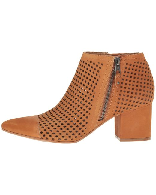 Lucky Brand - Brown Lucky Lk-jakelyn Ankle Bootie - Lyst