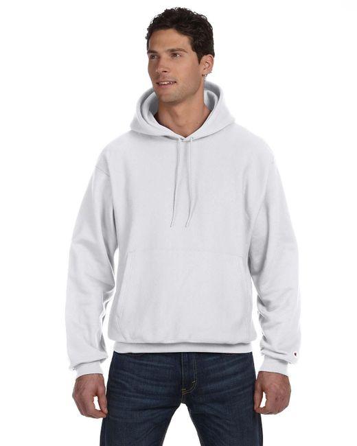 Champion | Multicolor 12 Oz Reverse Weave Hood S1051 L Silver Gray for Men | Lyst