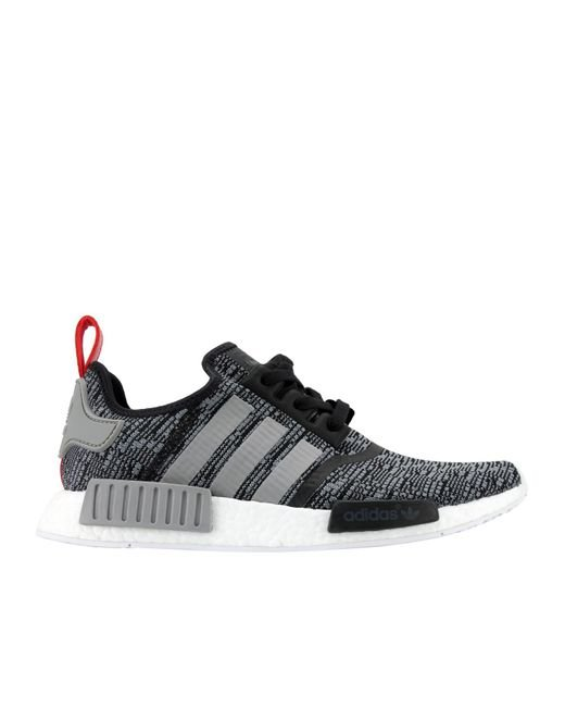 ... Adidas Originals | Black Nmd_r1 Running Shoes Size 8 for Men | Lyst ...