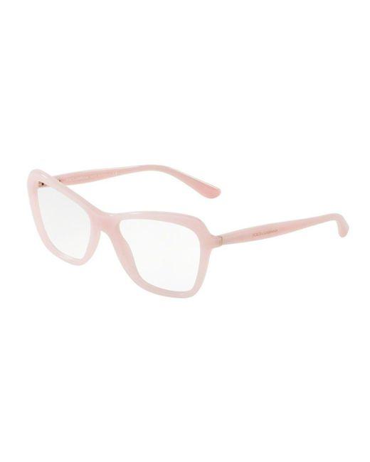 Dolce & Gabbana   Eyeglasses Dg 3263 3098 Pink   Lyst