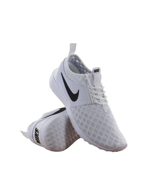 Nike | Multicolor Juvenate White/black Ankle-high Mesh Running Shoe for Men | Lyst