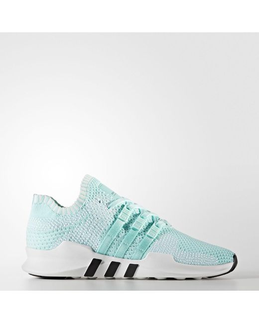 best sneakers a5cbe c7689 Adidas - Multicolor Eqt Support Adv Primeknit Shoes - Lyst ...
