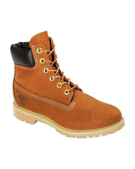 5725a39b46a6 Lyst - Timberland 6-inch Premium Waterproof Boots in Brown for Men