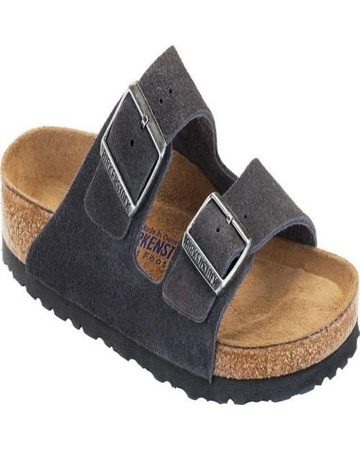 1a08cfe0dd6 Lyst - Birkenstock Unisex Arizona Sandals in Gray