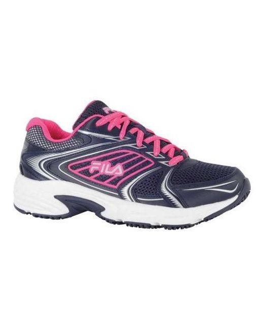 Fila Memory Pacesetter Slip-Resistant Jogger Sneaker (Women's) PFYlaQVu