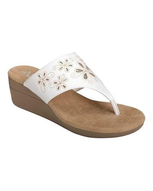 A2 by Aerosoles Air Flow ... Women's Wedge Sandals qdbirL