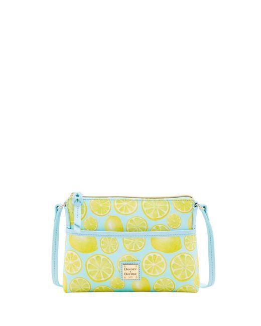 Dooney & Bourke | Blue Limone Ginger Pouchette | Lyst