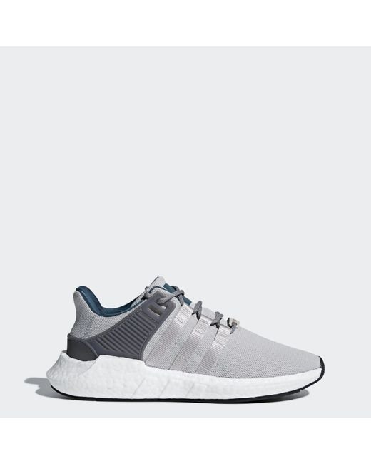 sports shoes 549d1 7f9e4 Adidas - Gray Equipment Support 9317 Sneaker for Men - Lyst ...