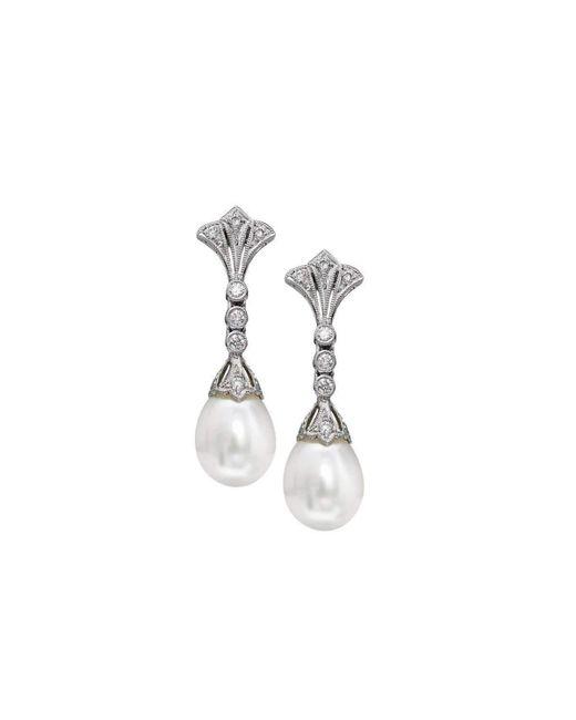 Ungar & Ungar | Metallic Lady Sybil Earrings | Lyst