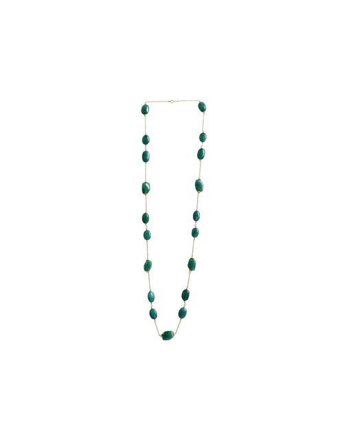 M's Gems by Mamta Valrani - Metallic Astral Chain With Quartz - Lyst