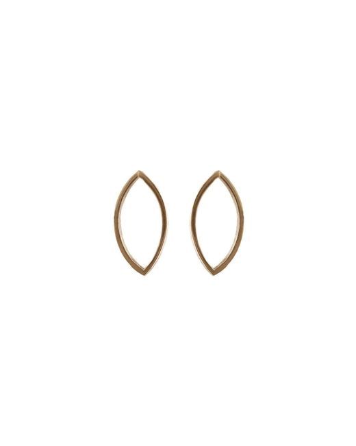 Edge Only | Multicolor Marquise Slice Earrings | Lyst