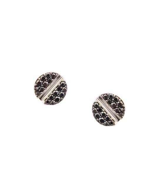 Joanna Laura Constantine   Metallic Nail Stud Earrings   Lyst