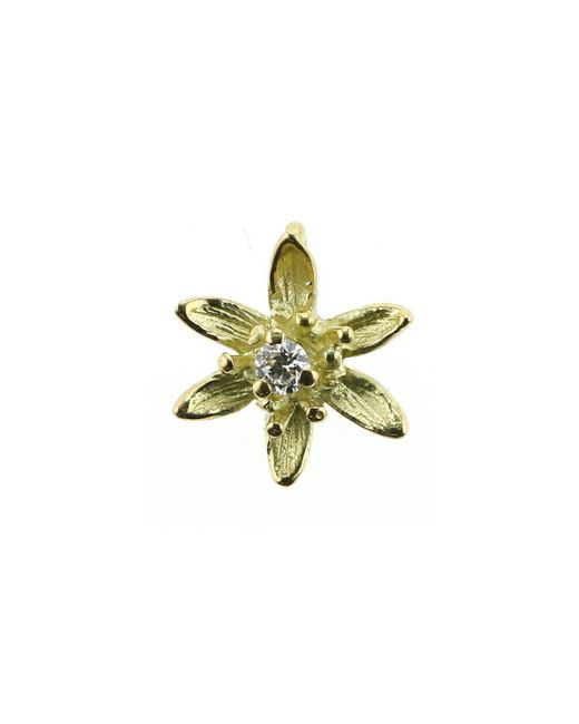 Ehinger Schwarz 1876 - Multicolor Diamond Flowers Lily Pendant - Lyst