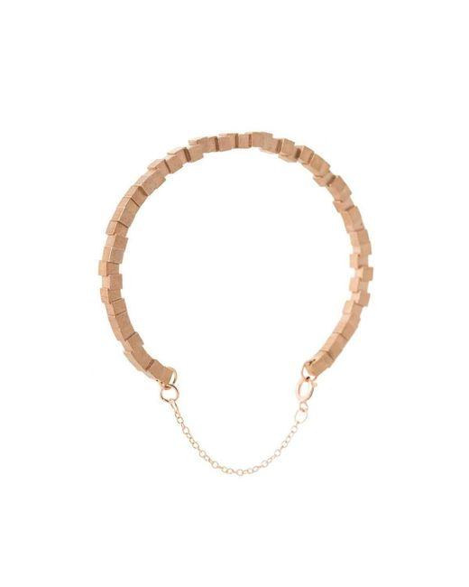 Lumitoro - Multicolor Cubii Bracelet 1.1 Raw Bronze - Lyst