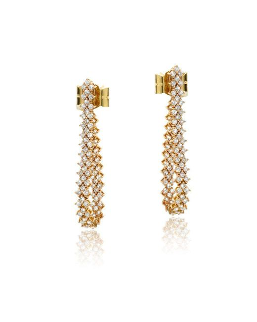 Baskania - Metallic Casual Chic Collection Earrings - Lyst