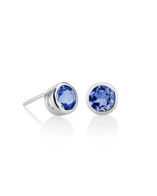 MANJA Jewellery - Multicolor Juliet Iolite Earrings - Lyst
