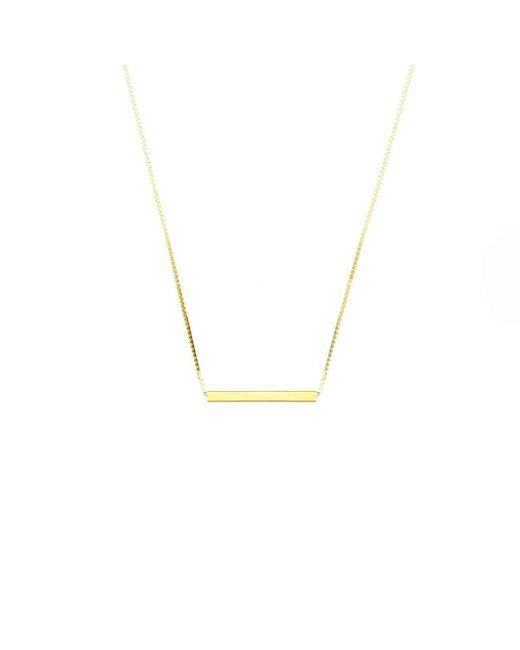 VERA VEGA - Metallic Zia Necklace - Lyst