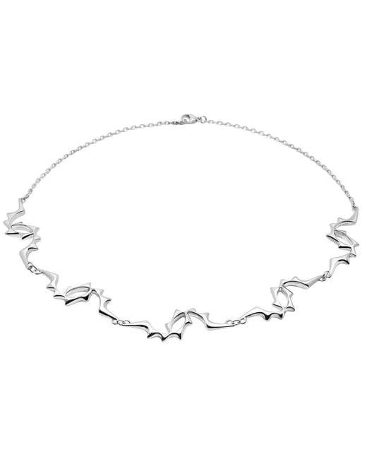 Julie Nicaisse Jewellery - Metallic Nebula Choker Necklace - Lyst