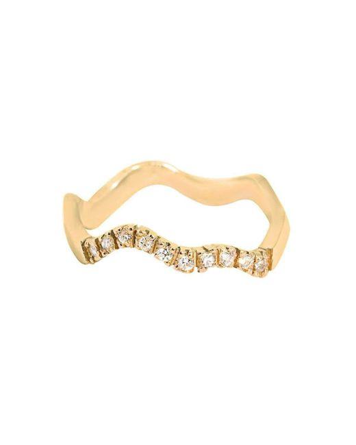 Vanilo   Metallic Noa Ring   Lyst