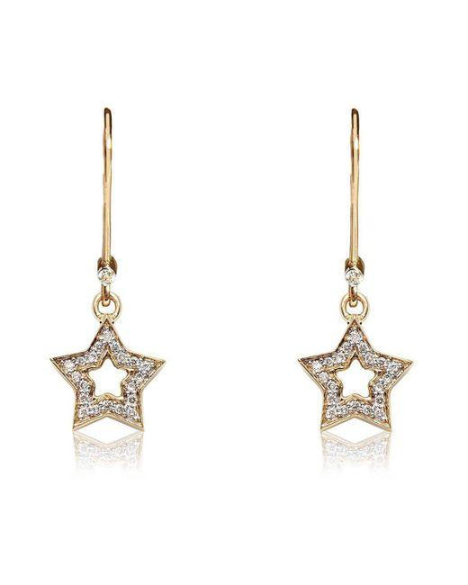 Kaizarin - Multicolor Starry Earrings - Lyst