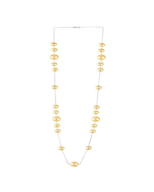 M's Gems by Mamta Valrani - Multicolor Moonshine Chain With Pearl - Lyst