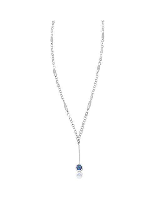 Designs by JAK - Metallic Susanne Purple Kaleidoscope Quartz Dangle Necklace - Lyst