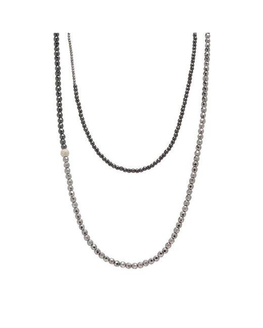 Faystone - Multicolor Libra Necklace - Lyst
