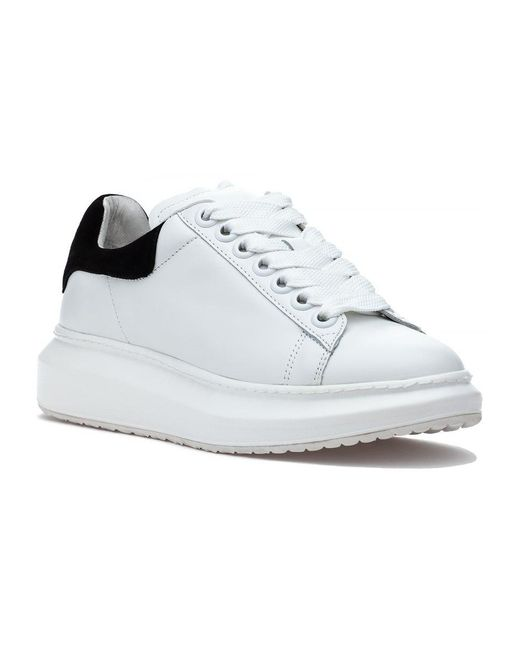Madden Steven Lace up Chunky Glazed by Sneakers Lyst in Steve xQtsrChd