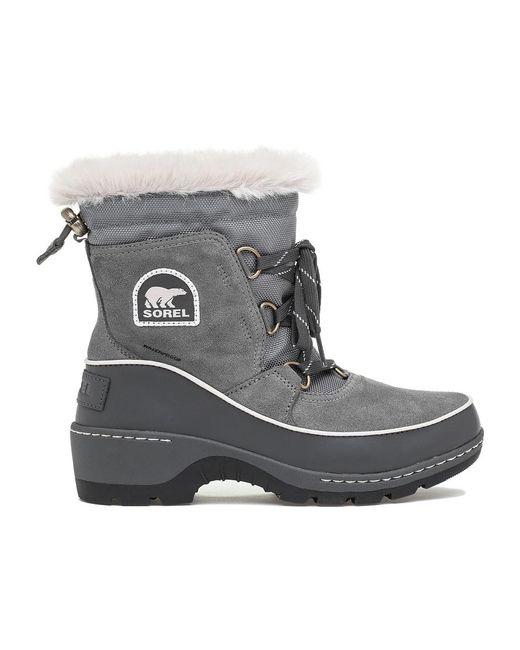 e8b4b1b04aa26 Lyst - Sorel Tivoli Iii Snow Boot Cloud Grey Suede in Gray - Save 41%