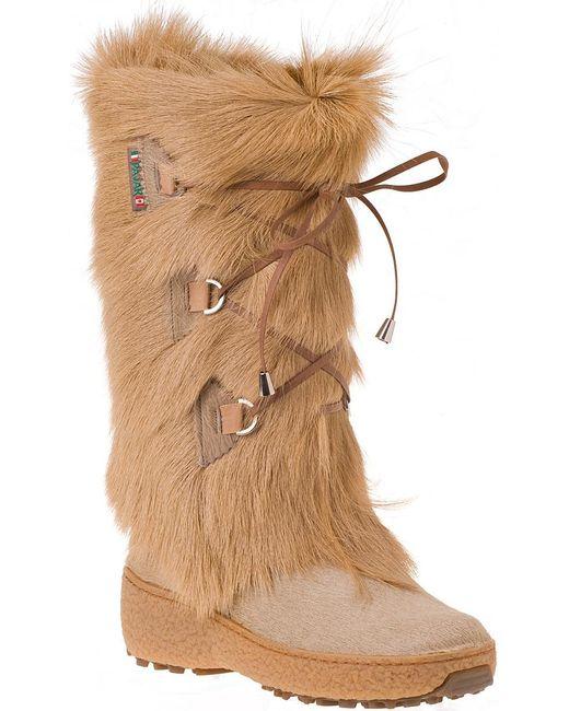 Pajar   Davos Snow Boot Natural   Lyst