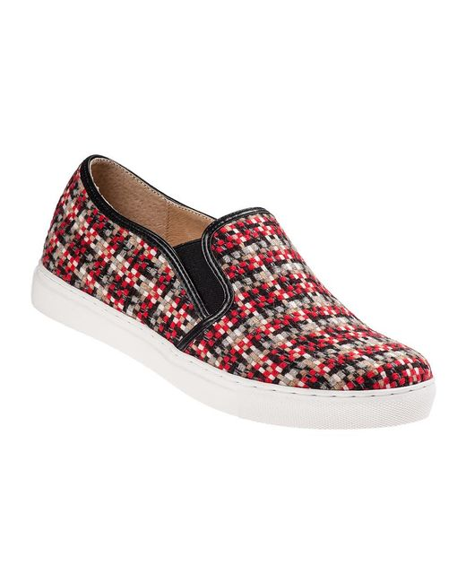 J/Slides | Red Sammie Slip-on Sneaker | Lyst