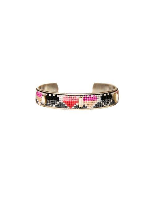 Jill Golden | Metallic Spectrum Pink | Lyst