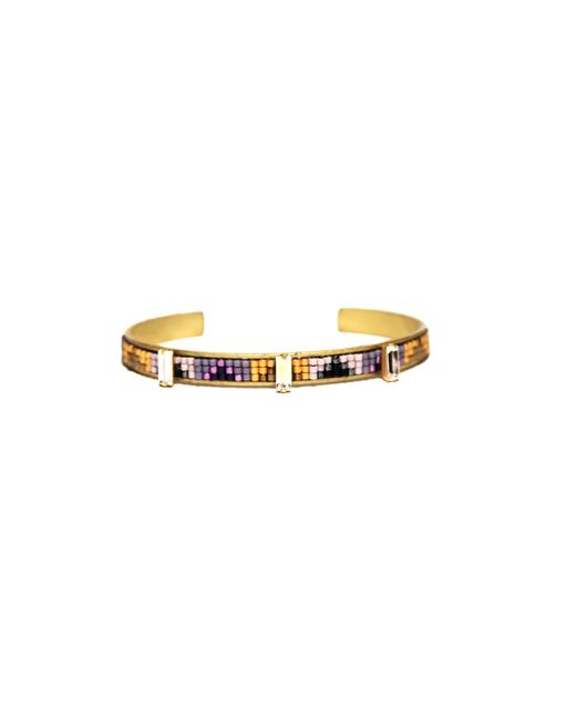 Jill Golden | Metallic Scopic Purple | Lyst