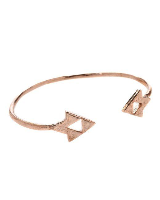 Jill Golden | Pink Vertex Cuff | Lyst