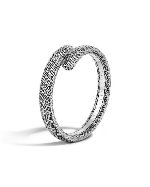 John Hardy | Metallic Classic Chain Single Coil Bracelet | Lyst