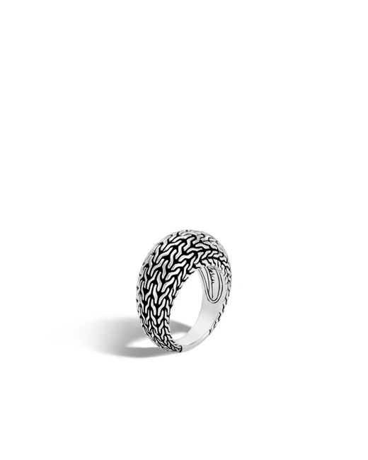 John Hardy - Multicolor Classic Chain Dome Ring - Lyst
