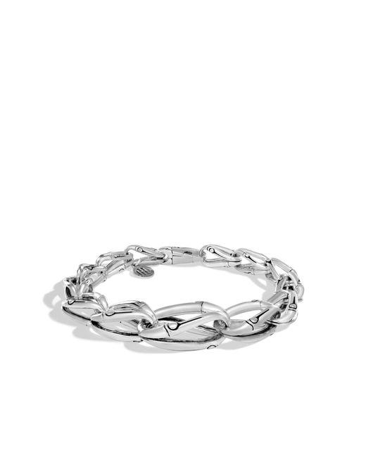 John Hardy - Metallic Graduated Link Bracelet - Lyst