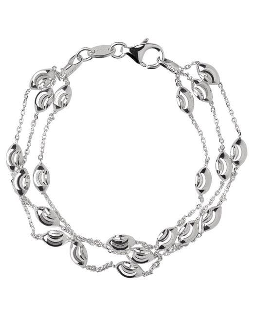 Links of London | Metallic Effervescence Bracelet | Lyst