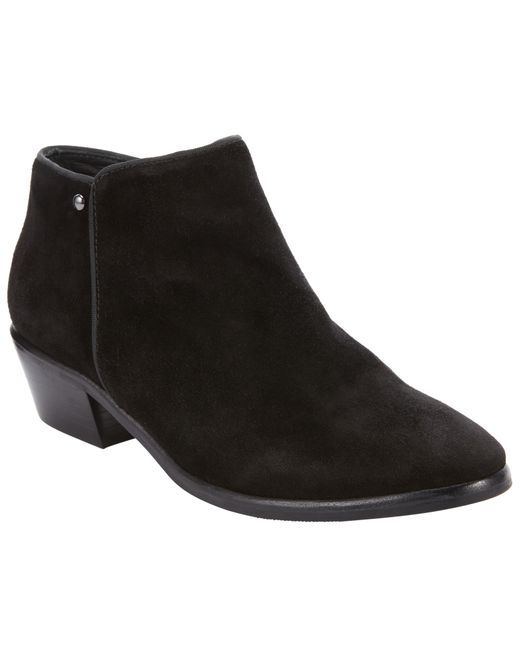 John Lewis Black Suede Shoes For Women