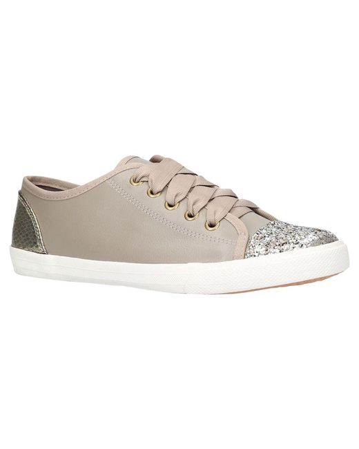 discount 2015 new cheap best prices Natural 'Embellish' lace up trainers Q2g2RnOT1x