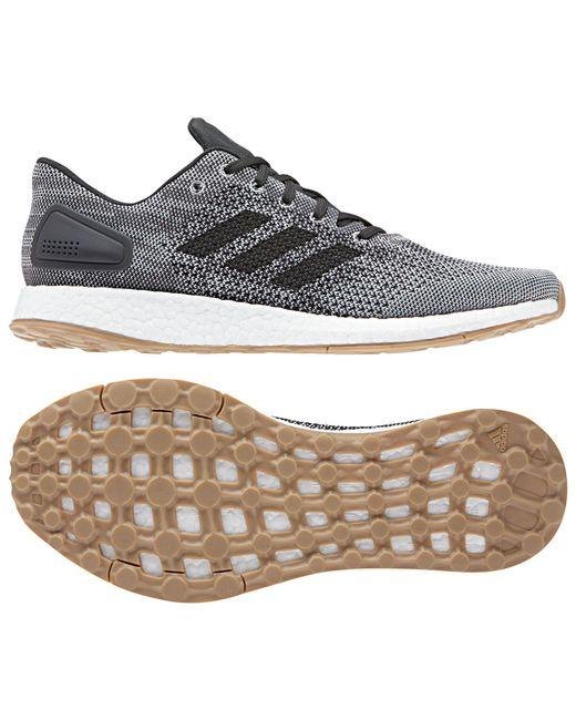3c64143d246 ... Lyst Adidas - Black Pureboost Dpr Men s Running Shoes for Men ...