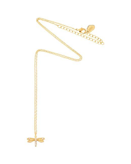 Estella Bartlett   Metallic Rabbit Gold Plated Necklace   Lyst